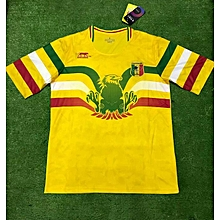 ce63cfdace7 Mali's Home Shirt For The 2019 African Cup Of Nations