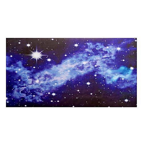 3D Bright Stars Wall Sticker Mural For Ceiling Bedroom Living Room KTV Hotel