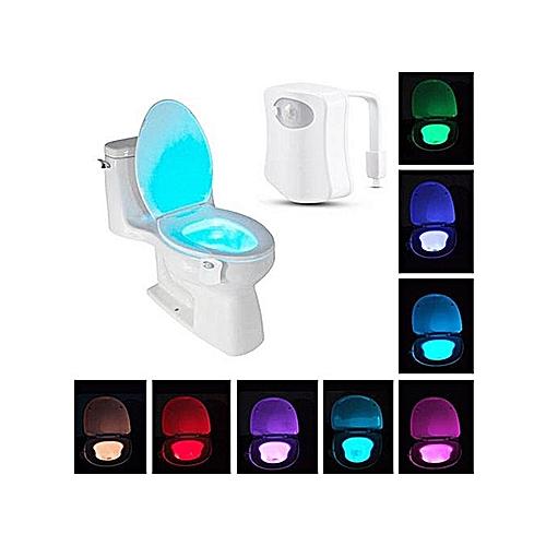 Toilet Light Up Bowl