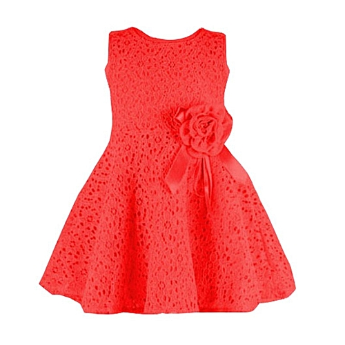 20541d4bf WEIXINBUY Summer Toddler Baby Girls Kids Lace Floral Dress One Piece ...