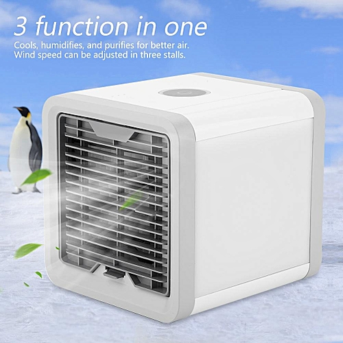 Portable Air Conditioner Arctic Air Personal Space Air Cooler Quick & Easy Way To Cool