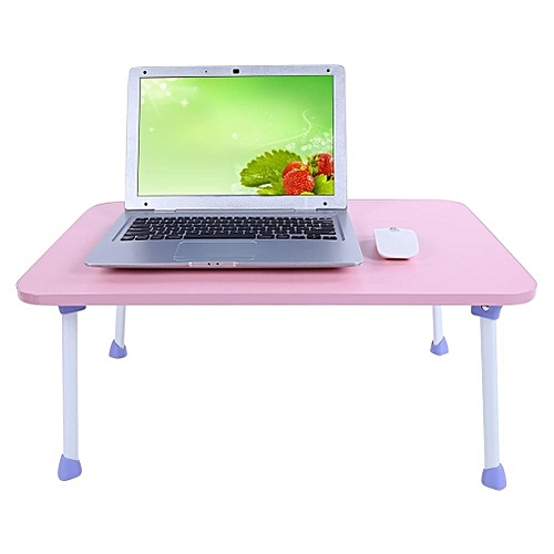 60*40*27cm Foldable Laptop Table Stand Portable Multi-functional Bed Desk
