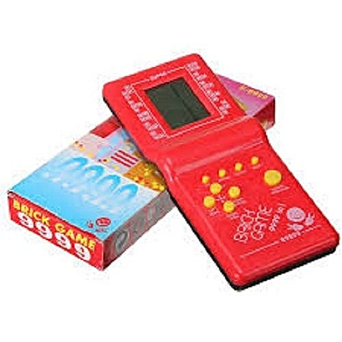 Brick Game 9999 In 1 - MULTICOLOUR