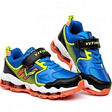 1b96608ee8 Teen Fashion Sneakers Men Sports Shoes Kids Shoes - Blue