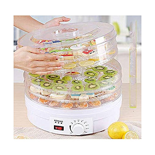 Food Dehydrator Vegetable, Meat, Fruits & Herbs Dryer