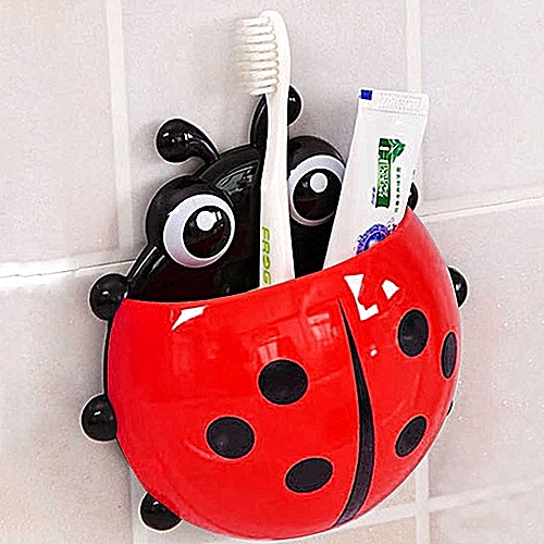 Kiddies Tooth Brush And Tooth Paste Dispenser