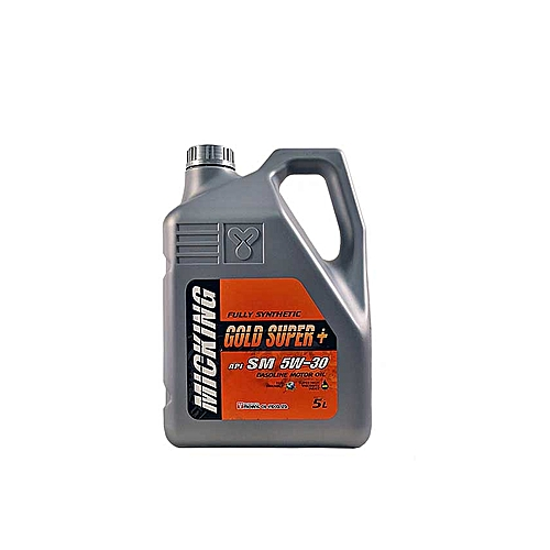 Micking Fully Synthetic Engine Oil 5W30 5lts   Jumia com ng