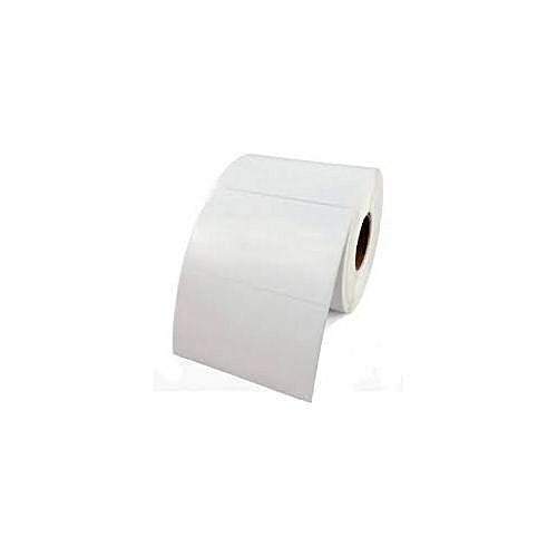Label Sticker 50mm By 25mm Direct Thermal Barcode Quality Paper