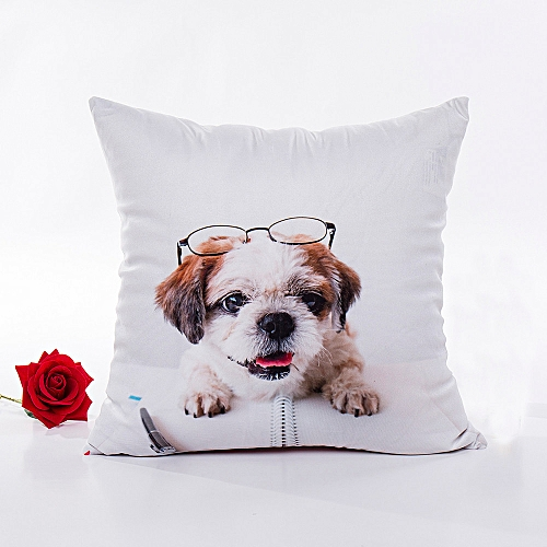 Fashion Polyester Pillow Sofa Waist Throw Cushion Cover Home Decor Cushion Cover Case