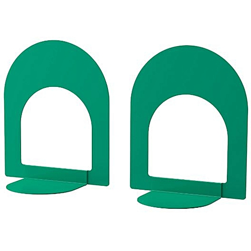 BOTTNA Book-end Bright Green, 2-pack