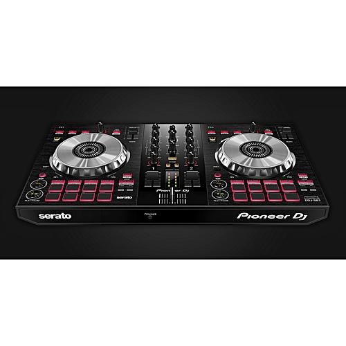 Portable 2-Channel Serato DJ Controller - DDJ-SB3