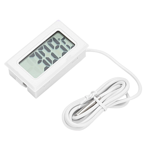 LCD Refrigerator Freezer Fridge Digital Thermometer Temperature -50 ~ 110° C