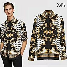 666c668e Buy Zara Men's Shirts Online | Jumia Nigeria