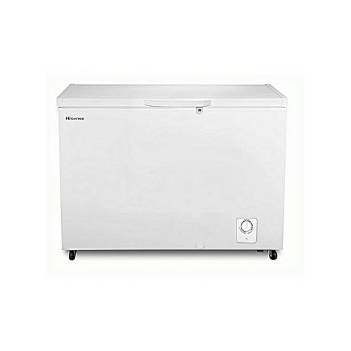 Chest Freezer FRZ FC 440SH - 310 Liters-Silver