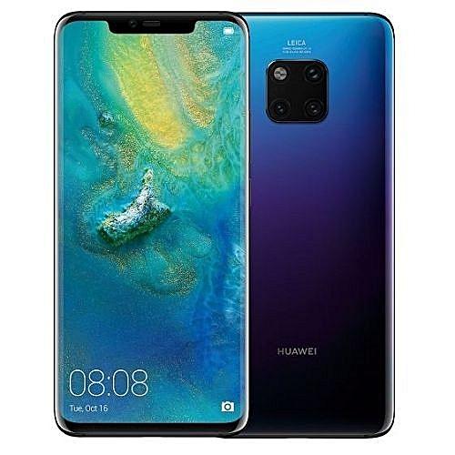 newest 92e20 355a4 Mate 20 Pro 6.39-Inch (6GB RAM, 128GB ROM)Android 9.0, (40MP + 20MP + 8MP)  + 24MP, Dual Nano SIM, 4G LTE, Smartphone - Twilight
