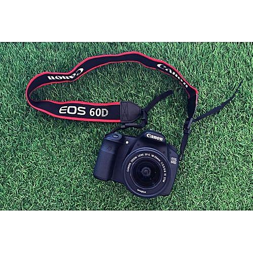Canon Camera EOS 60D + 18-135mm Lens