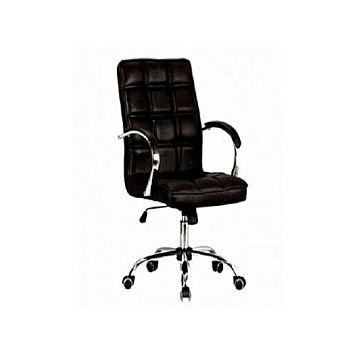 Embrace Executive Office Chairs - Black