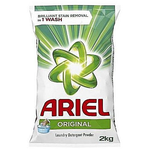 Active Laundry Detergent Powder (2kg )