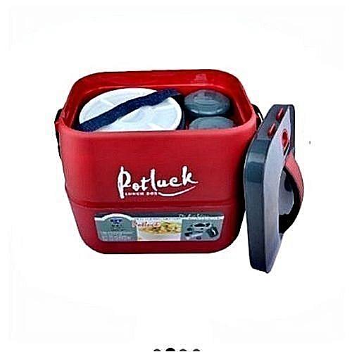 Lunch Box - 3.6L Food Jar