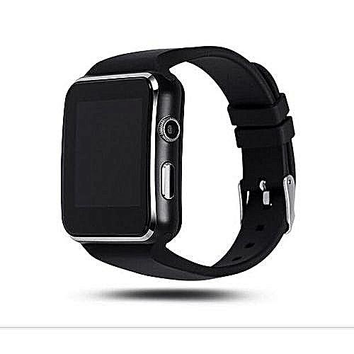 Smart Watch Sim Card Bluetooth Camera Media Card Pedometer