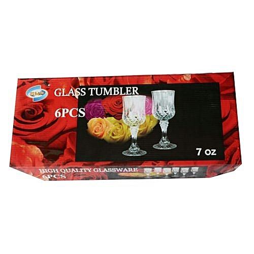 SMP Glass Tumbler