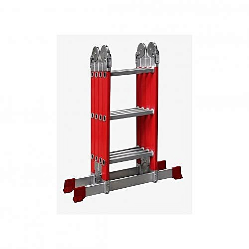Fiberglass Multi Purpose Ladder - Non-Conductive Ladder 4x3