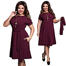 e04e911143 Buy Plus-Size Women's Dresses Products Online in Nigeria | Jumia