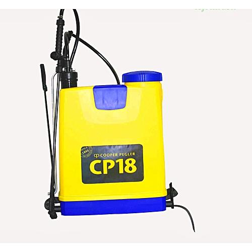 Knapsack Hand Manual Chemical Fumigation Sprayer - 18 Litres..