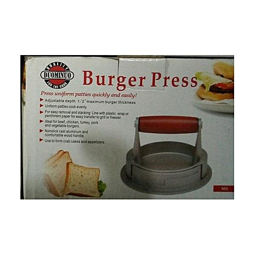 Burger Press Single