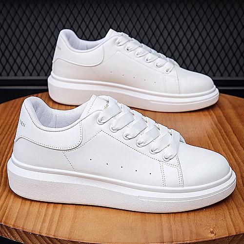 2-In-1 Elegant Designer Athletic Sneakers & Ankle Socks Set V2 - Black