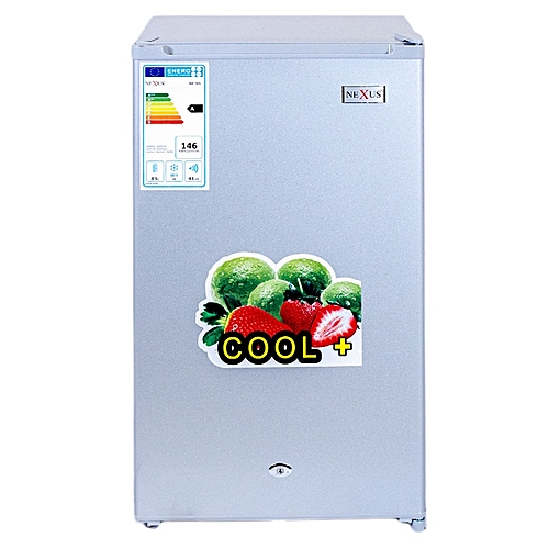 NX-125 Refrigerator (100 LTR)- Silver
