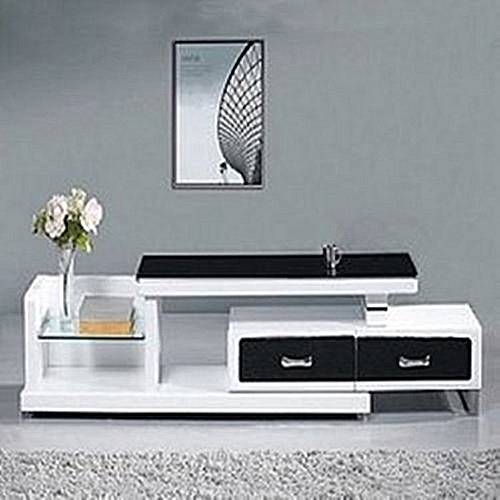Lanzz Premium TV Stand - (Delivery Within Lagos Only)