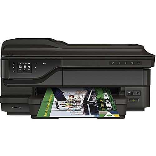 Officejet 7612 Wide Format E-All-in-One A3 Coloured Strong Quality Printer