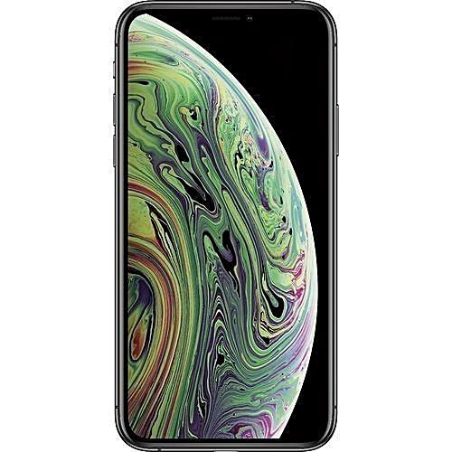 IPhone XS Max (4GB RAM, 512GB ROM) IOS 12 (12MP + 12MP)+7MP - 1 Year Warranty - Dual Sim (Nano-Sim) - Space Grey