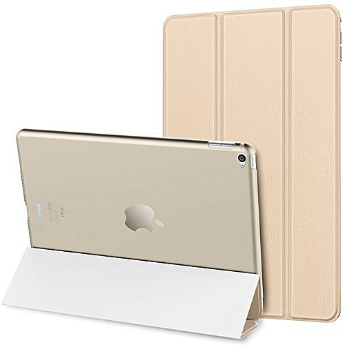 IPad Air 2 Case JETech Slim-Fit Smart Case Cover For Apple IPad Air 2 Second Edition W/Auto Sleep/Wake (Gold)
