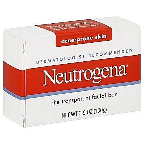 Neutrogena Acne Prone Facial Soap