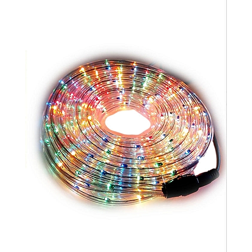 Waterproof Multicolour Decoration Rope Light - 10M