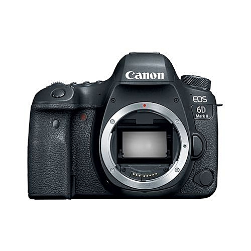 EOS 6D Mark II Camera Body Only