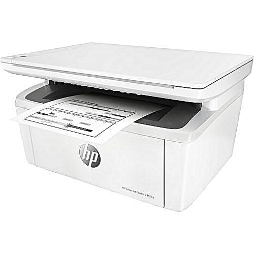 HP Laserjet Pro MFP M28a Printer. (Print + Scan + Photocopy)