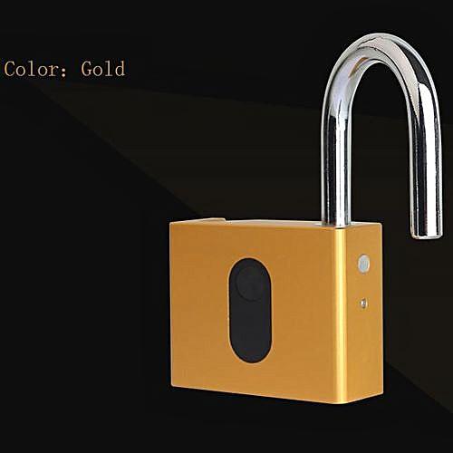 Smart Padlock Bluetooth Lock Door Lock Keyless Phone APP Unlock Household Waterproof Anti-theft
