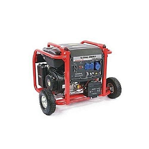 Ecological Series 3.2KVA Key Start Generator - ECO4990ES