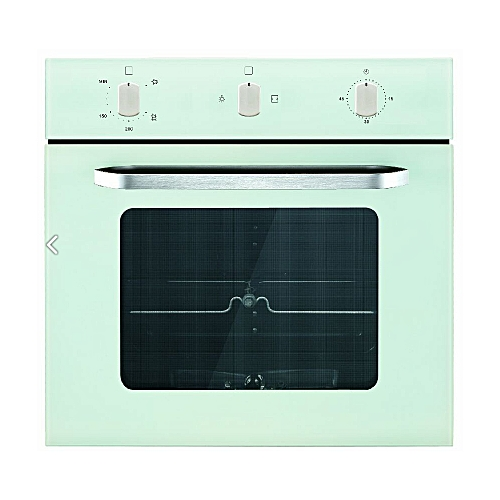 61L Multifunctional Gas/ElectricCombo Oven (Manual Control) - White