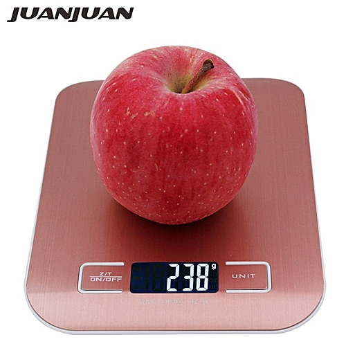 10kg 1g Stainless Steel Gold Scale Digital Kitchen Gold Electronic Balance Weighing Food Diet Cooking Tool For Home 40% Off