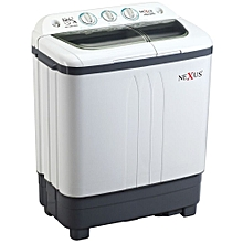 Nexus Twin Tub Washing Machine- 5.5kg