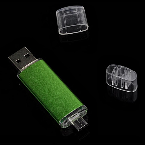 4GB Micro USB OTG Memory Flash Drive For Smartphones Tablet PC Computer GN