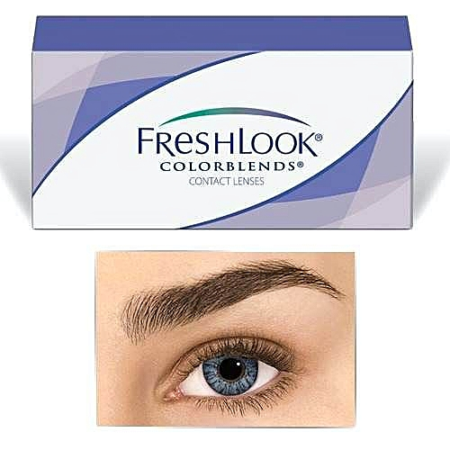 e6998134e5 FreshLook Colorblends Contact Lens- Sterling Grey