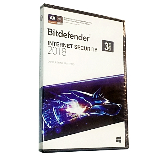 Internet Security 2018 - 3 PCs