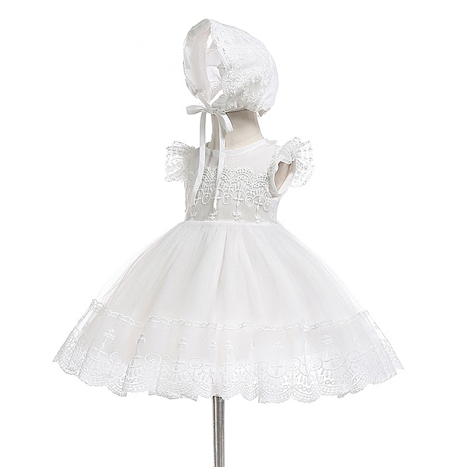 8df01fc8a Baby Christening Gowns Infant Baby Girl Dress Baptism For Little Girl  Clothes Summer Dresses For Baby