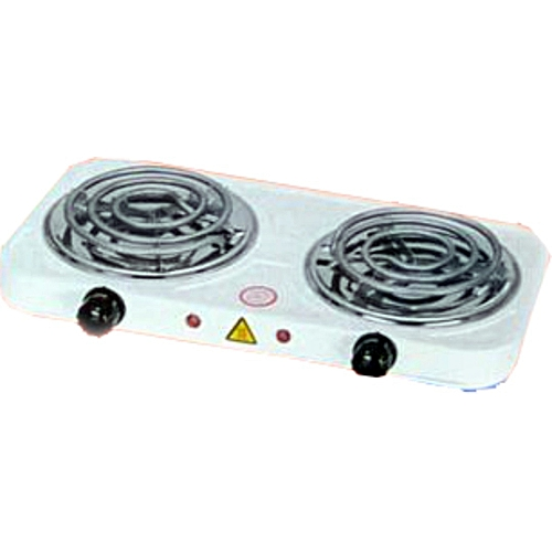 Electric Cooker Double Hotplate
