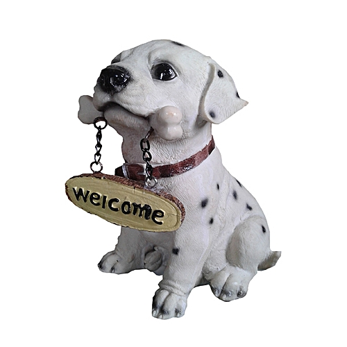 Dog Figurine 8:5inches - Table Shelve Deco